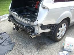 audi q7 towing package oem tow hitch installation audiworld forums