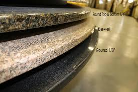 countertop edge profiles u2013 mega marble
