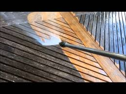 Patio Furniture Best - best way on how to clean teak outdoor furniture youtube