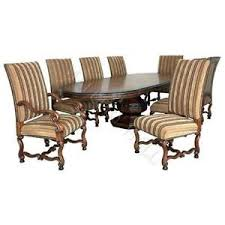 Oval Pedestal Dining Room Table Oval Dining Table Ebay