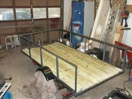 boat tilt trailer conversion mig welding forum