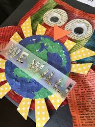 earth day craft for kids stampin u0027 365