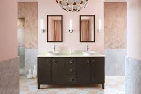 Dual Vanity Bathroom by Ikea Bathroom Vanity Powder Room Contemporary With Bathroom