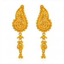 gold earrings tops 22k gold tops collection of 22k gold tops earrings also