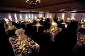 decoration mariage noir et blanc deco mariage noir et blanc salle salle mariage idee idée