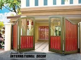 Best Entryway Gates Images On Pinterest Gate Design Wooden - Gate designs for homes