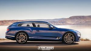 bentley mercedes bentley u0027s new continental gt looks like it was made to be a