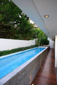 cost of a lap pool lap pool cost landscape midcentury with gated entry austin