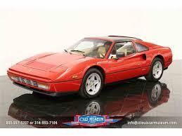 ferrari classic models classic ferrari 328 for sale on classiccars com