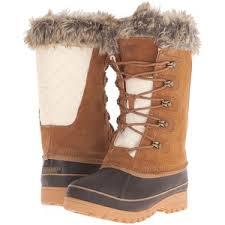 khombu womens boots sale khombu nora combo s boots polyvore