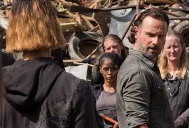 Seeking Season 3 Episode 9 The Walking Dead Season 7 Spoilers New Characters War In Finale