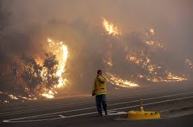 Wildfire Ash Car Wash by The Latest Wildfire Burns Southern California Homes Depend On