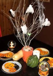 Halloween Centerpieces Creepy Halloween Dinner Regina Lord Of Creative Kismet