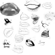 draw 20 lips by sergnb on deviantart