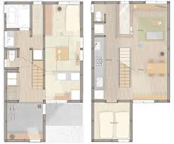 japanese house floor plans contemporary japanese house is designed for two generations