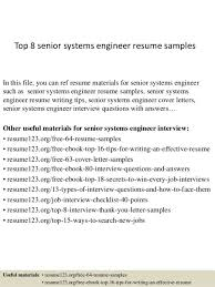 systems engineering resume geographic information system engineer sample resume