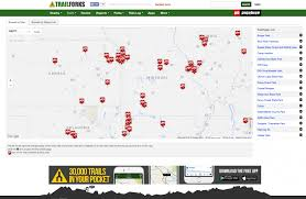 Castlewood State Park Trail Map Trailforks Website And Mapping Initiative Website News Gorc