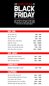 uniqlo black friday extended store hours