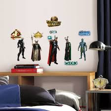 wall decals marvel color walls your house
