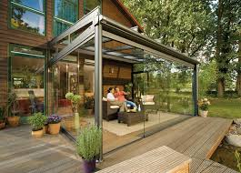 How To Close In A Covered Patio Fabulous Closed Patio Design How To Enclose A Patio Porch Or Deck