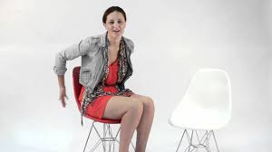 replica eames dsr side chair plastic from matt blatt youtube