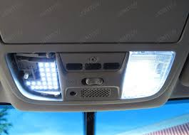 2007 Acura Tsx Interior Acura Tsx Direct Fit 128 Led Panel Led Interior Lights Package