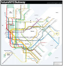 Metro North Harlem Line Map by The Futurenycsubway Expanding The Crosstown Line U2013 Vanshnookenraggen