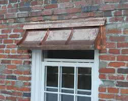 Copper Awnings For Homes Classic Arch Copper Awning By Classiccopper Com