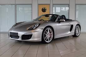 porsche boxster 2012 used porsche boxster 2012 for sale motors co uk