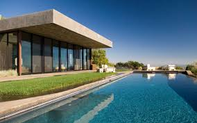 glass house a square foot modern mega mansion in image on awesome