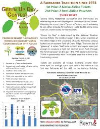 greenup day contest u2014 tanana valley watershed association