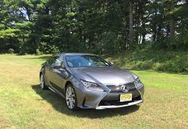 sporty lexus sedan review 2015 lexus rc 350 sporty styling with the chops to back it