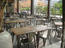 Tolix Dining Chairs China Tolix Arm Chair Steel Industrial Chair Restaurant Furniture