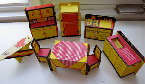 Deco En Carton Built Rite Cardboard Houses By Susan Hale Dolls U0027 Houses Past