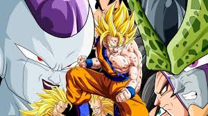 Download Free Goku Dragon Ball Wallpapers Pixelstalk Net