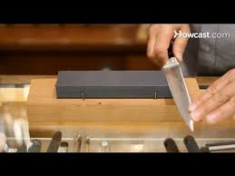 how do you sharpen kitchen knives how to sharpen your kitchen knives popular science