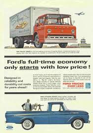 Ford Vintage Truck - ford trucks cost less