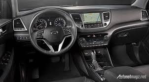 hyundai tucson malaysia hyundai tucson 2016 interior autonetmagz