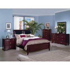 bedroom inspiring bedroom design ideas using mahogany wood curve