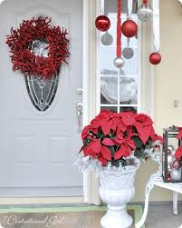 homegoods how to decorate with poinsettias for the holidays