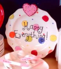 happy everything cookie jar coton colors happy everything cookie jar my registry