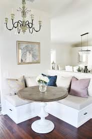 Bench Dining Tables Best 25 Corner Dining Table Ideas On Pinterest Corner Dining