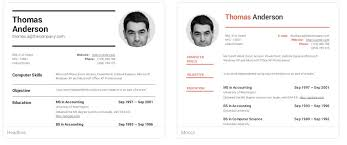 create resume online with free useful templates