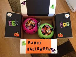 Send Halloween Gift Baskets Best 25 Halloween Care Packages Ideas On Pinterest I Care