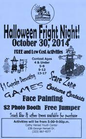city of whittier halloween events montebello mom october 2014
