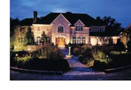 Outside Landscape Lighting - outdoor lighting akron make the outside as beautiful as the