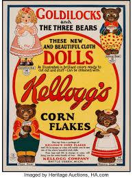 kellogg u0027s corn flakes kellogg co c 1920s advertising lot
