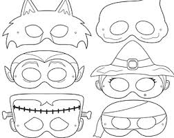 halloween clipart eye mask pencil happily after designs by happilyafterdesigns on etsy