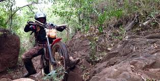 motocross bike hire trials dirtbike rental in oahu hawaii on north shore