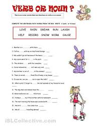 43 best nouns verbs adjectives images on pinterest printable